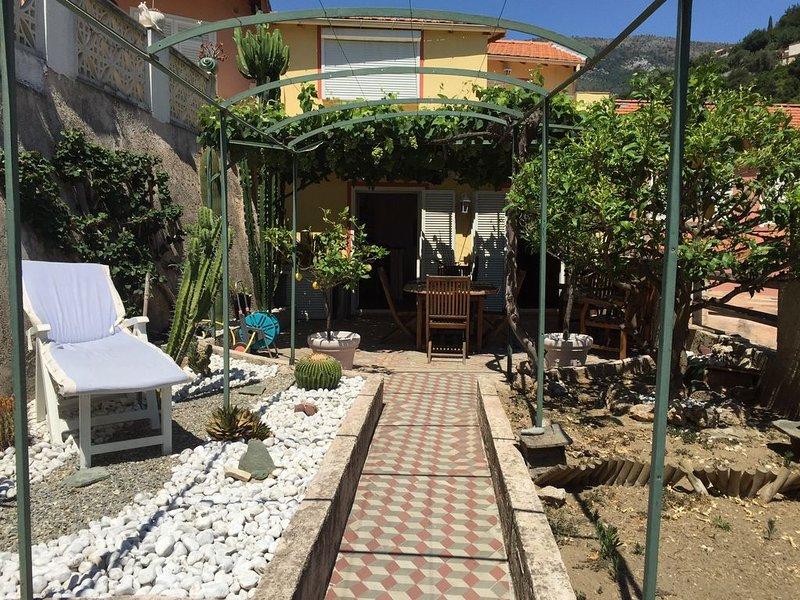 La Maison des Vacances, casa vacanza a Sainte-Agnes