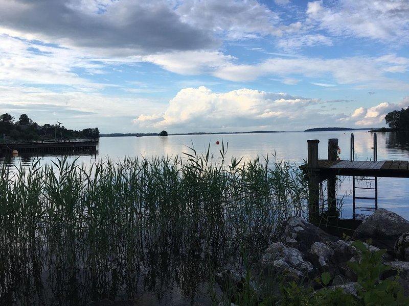 Mycket trevligt fritidshus på  fantastisk insynsskyddad tomt – semesterbostad i Södermanlands län