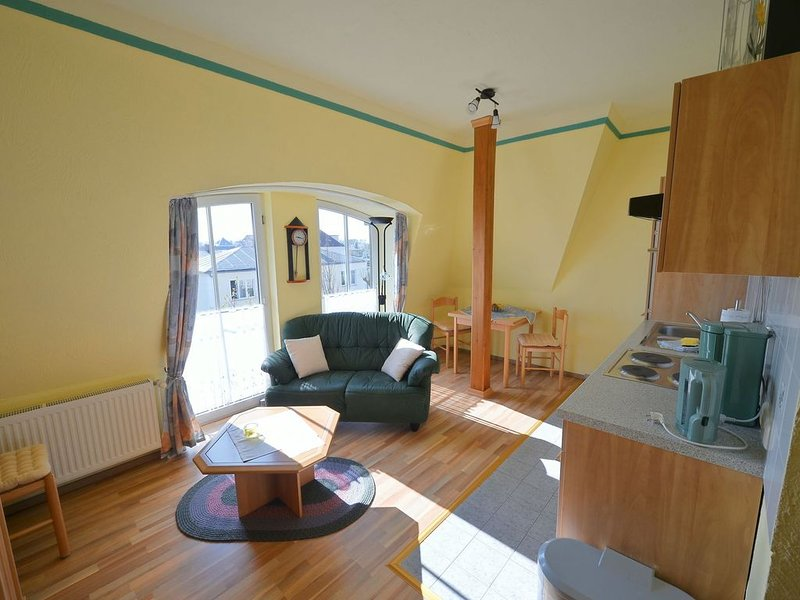 Beautiful Apartment in Kühlungsborn with Sea View, holiday rental in Klein Bollhagen