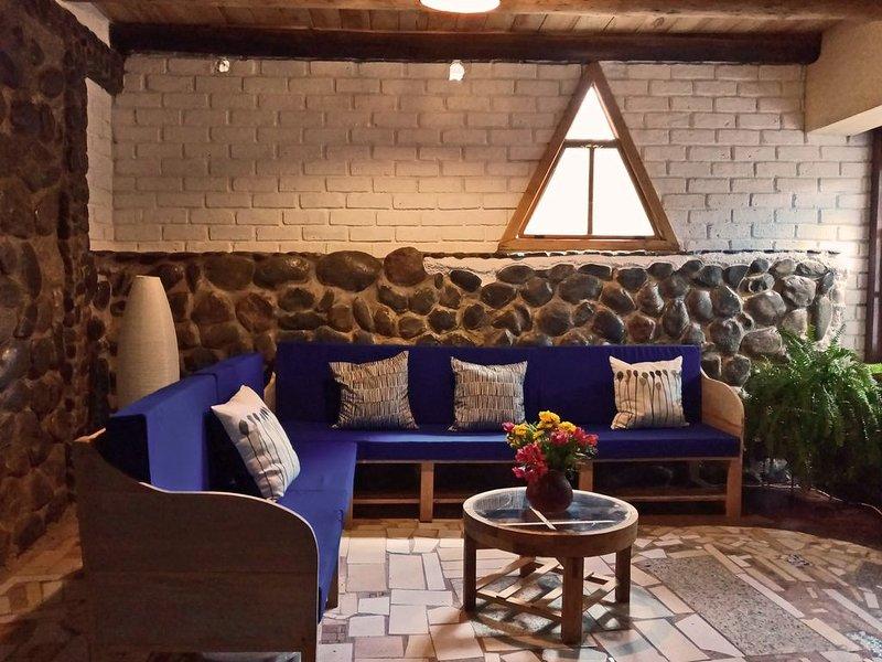 Eco Finca Hostal Santorum, holiday rental in Loja Province