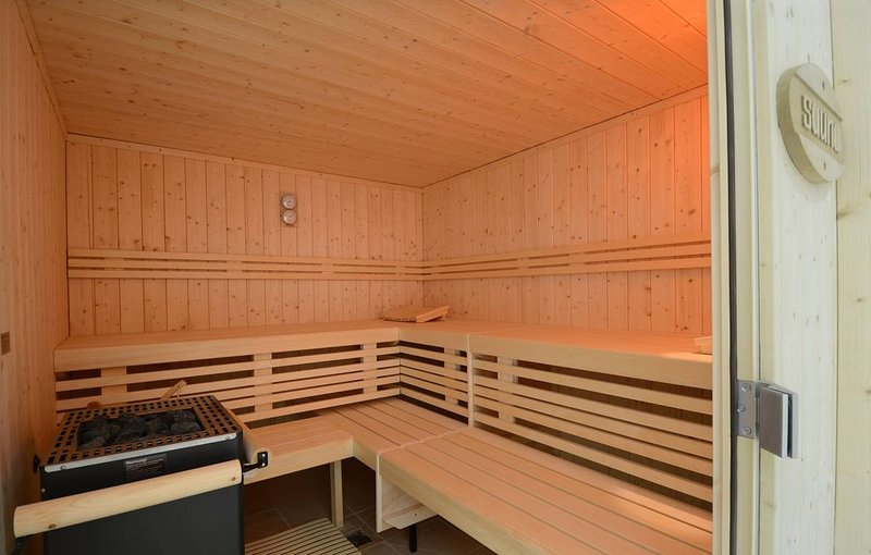 Enjoy access to the sauna on-site.