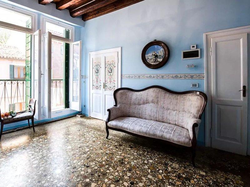 VENICE GIARDINI BIENNALE APARTMENT, vacation rental in Lido di Venezia
