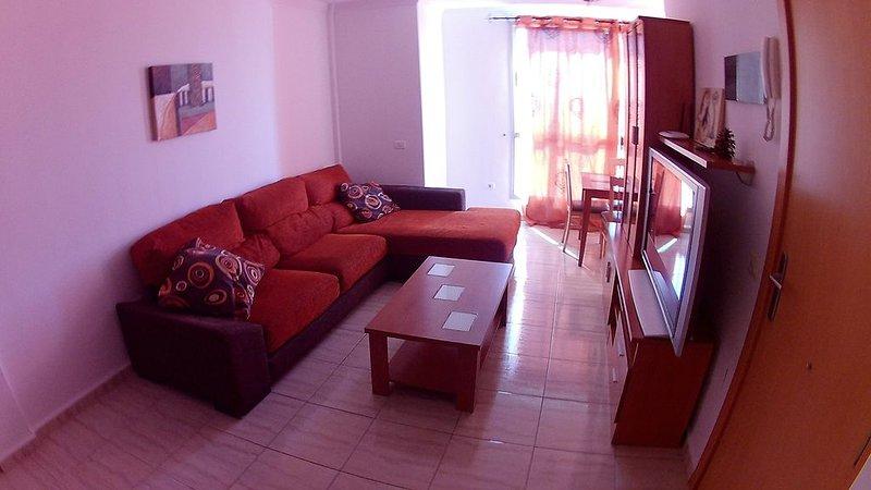 Vecindario Atlantico, vakantiewoning in Pozo Izquierdo