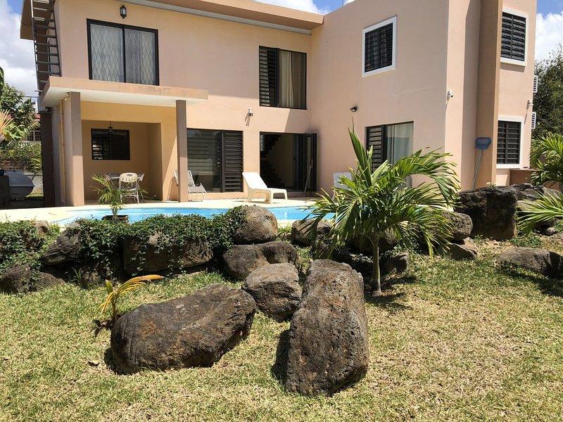 MVilla - Villa de Vacances en famille dans un endroit paisible, vacation rental in Riviere du Rempart District