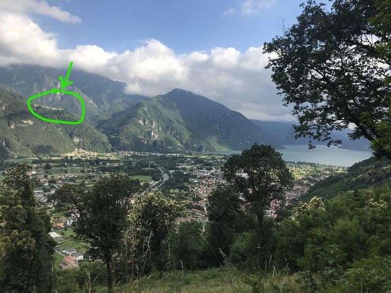Idro Blu Depandance - Bondone - Valle del Chiese - Lago d'Idro - Trentino -, location de vacances à Vesta