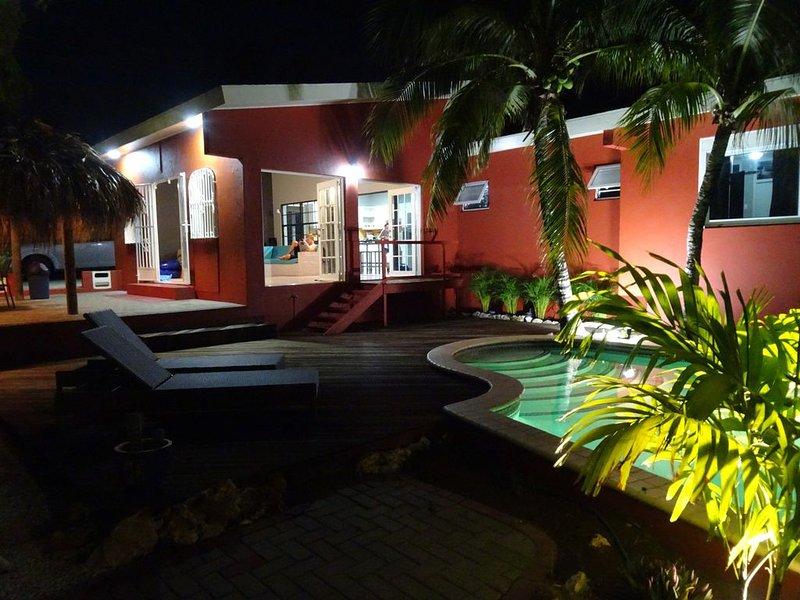Vakantie Villa Mayaluna, aluguéis de temporada em Jan Thiel