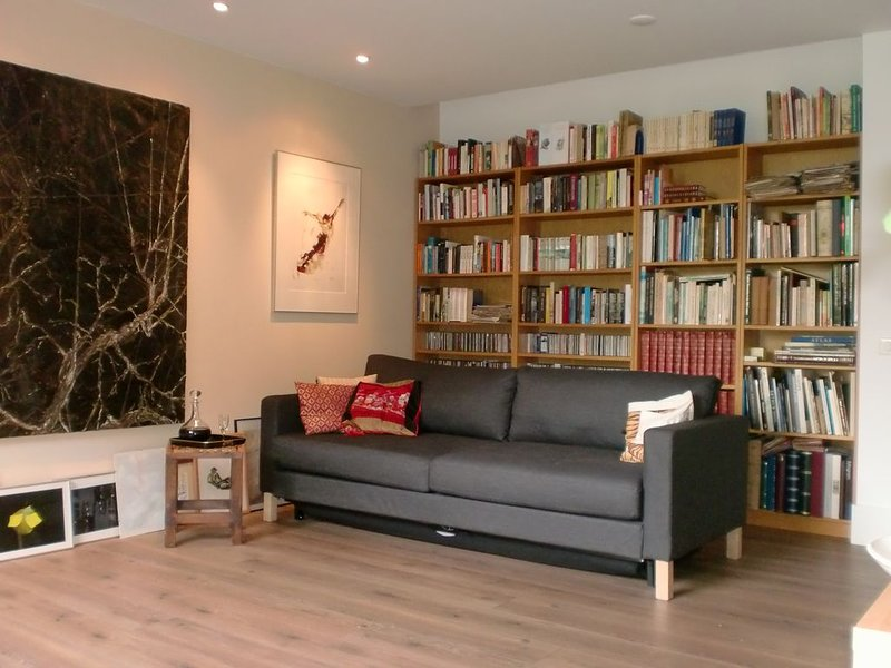 luxury 2-room apartment in green environment – semesterbostad i Muiden