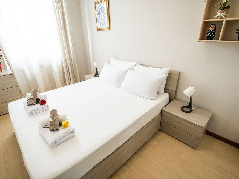 Airguest central station beautiful flat, casa vacanza a Pasturago