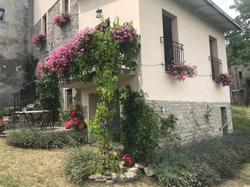 Heavenly Tuscan cottage a perfect romantic retreat for couples, vacation rental in Badia Tedalda