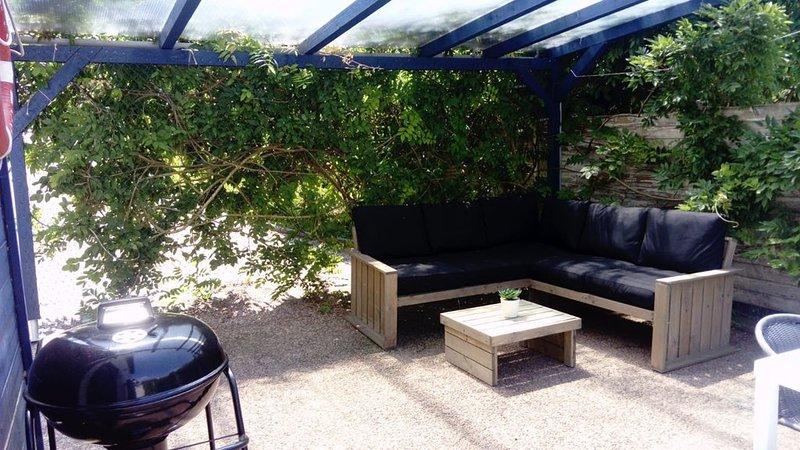 Appartement dans maison avec jardin classé 3 étoiles, location de vacances à Saint-Jean-de-Luz