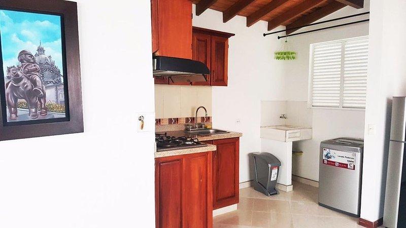 HERMOSO APARTAMENTO., holiday rental in San Jeronimo