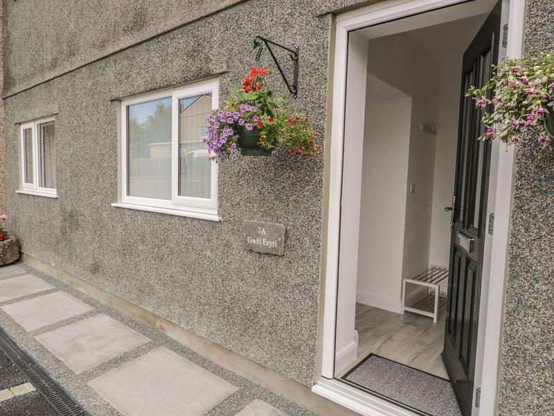 Gwel Eryri, BENLLECH, holiday rental in Brynteg