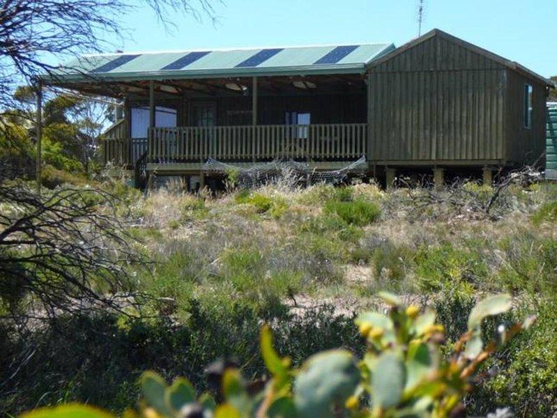 Melaleuca - Venus Bay, South Australia - Beautiful views, tranquil setting, vacation rental in Venus Bay