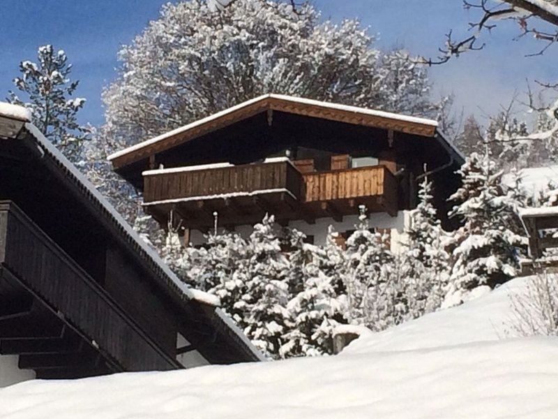 Comfortable Holiday Home near Ski Area in Niedernsill, holiday rental in Uttendorf
