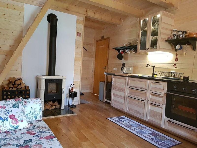 Mill cabin VV Plitvice, vacation rental in Vrelo Korenicko