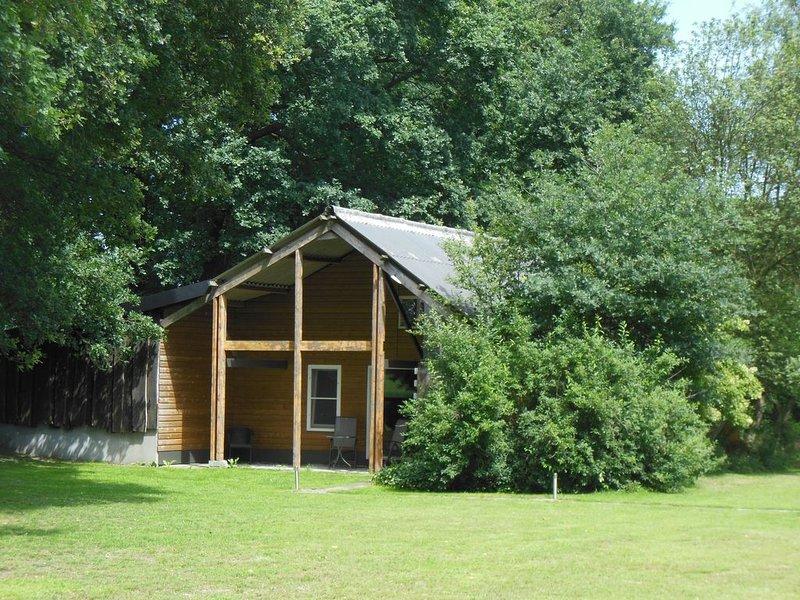 Vrijstaand huisje 't Zwaluwnest - rust, ruimte en privacy met een eigen sauna, holiday rental in Heeten