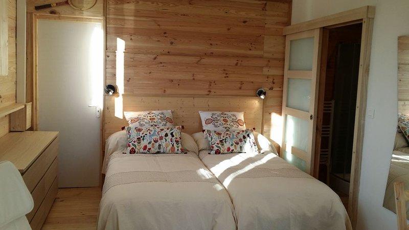 'La Maison dans la prairie. Situé à Bernot dans la haute vallée de l'Oise ., location de vacances à Ribemont