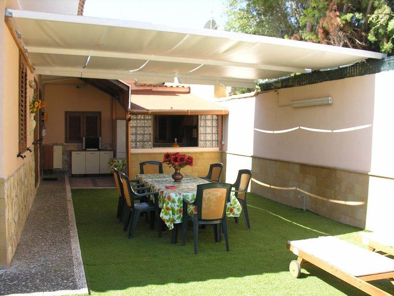 VILLA  APOLLONIUS  3, holiday rental in Arenella