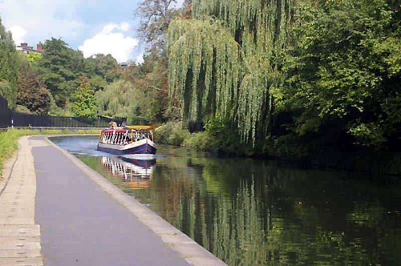 Sentier du canal du régent