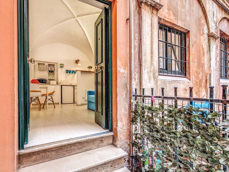 Delizioso appartamento in piazza navona, holiday rental in Vatican City
