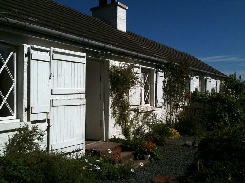Digital detox in rural idyll in south west Scotland, holiday rental in Isle of Whithorn