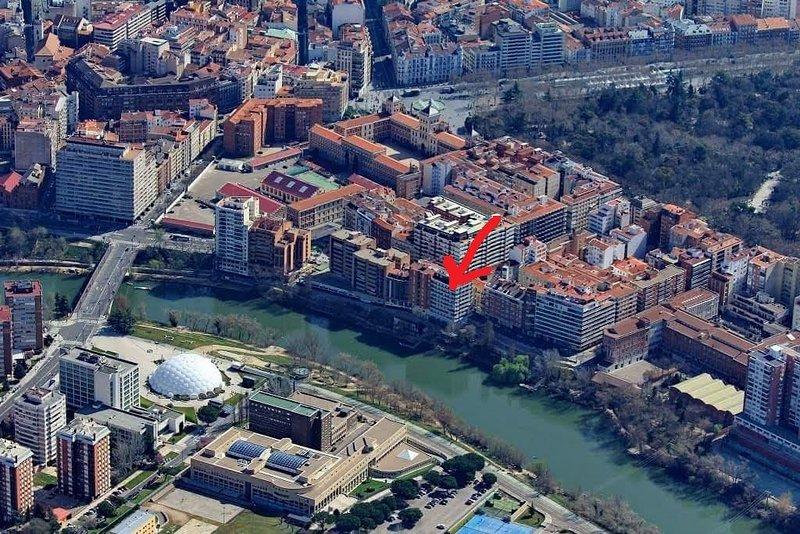 El Mirador del Pisuerga, location de vacances à Valladolid