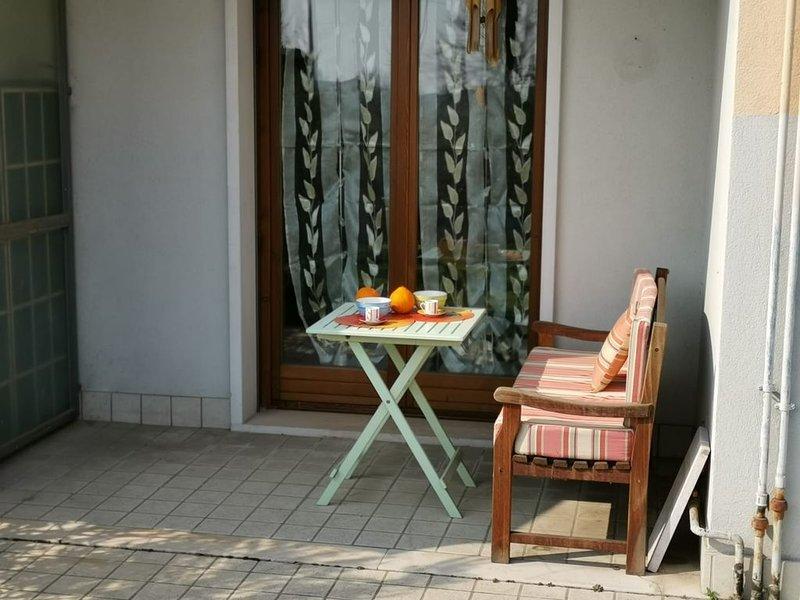 Horus Apartment con giardino privato, vacation rental in San Giorgio in Bosco