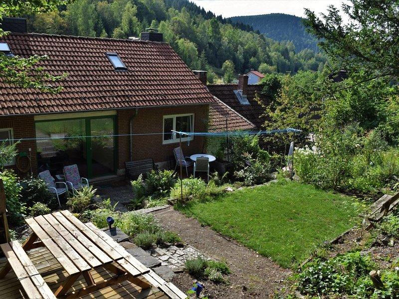 Haus am Schulberg - is voor de hele familie!, location de vacances à Bad Grund