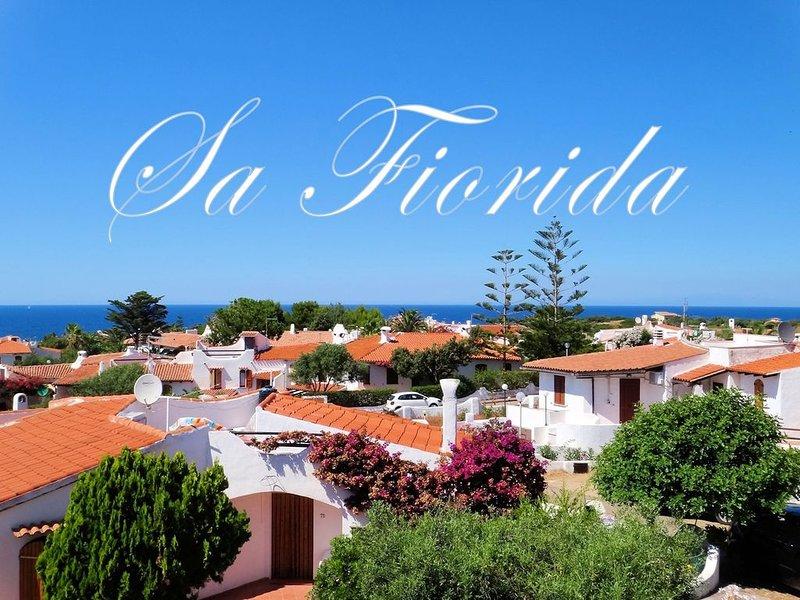 Ferienhäuser Sa Fiorida Typ Milli/2 - Mediterraner Stil mit 4 Schlafzimmern, holiday rental in La Muddizza