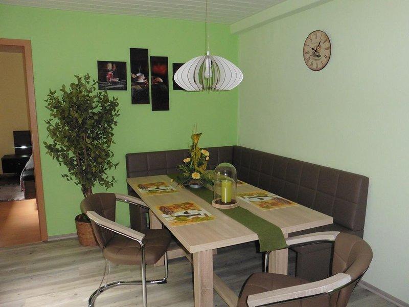 Cozinha - sala de jantar