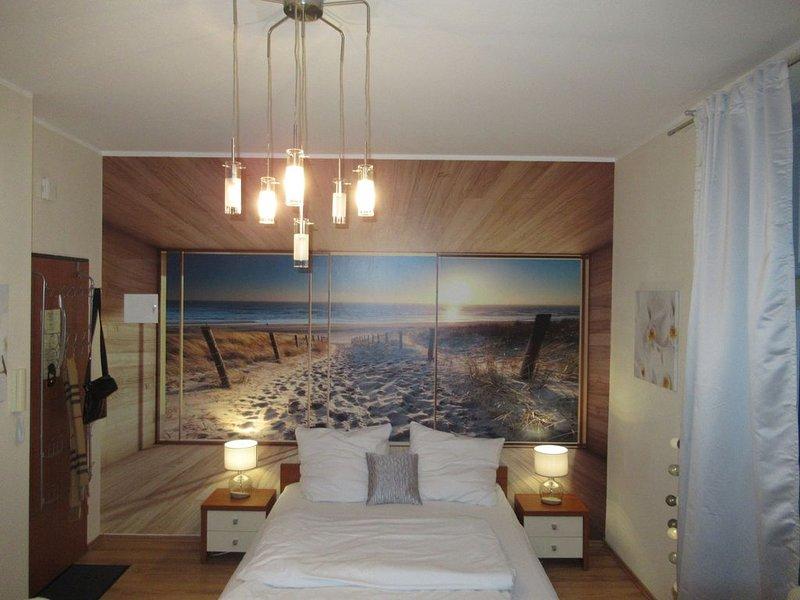 Swinemünde - Studio-Appartement / in 3 min,150 m zum Strand, Zentrale Lage..., vakantiewoning in Western Pomerania Province