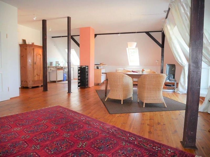Ferienwohnung mit Flair im Dresdner Süden, location de vacances à Rabenau