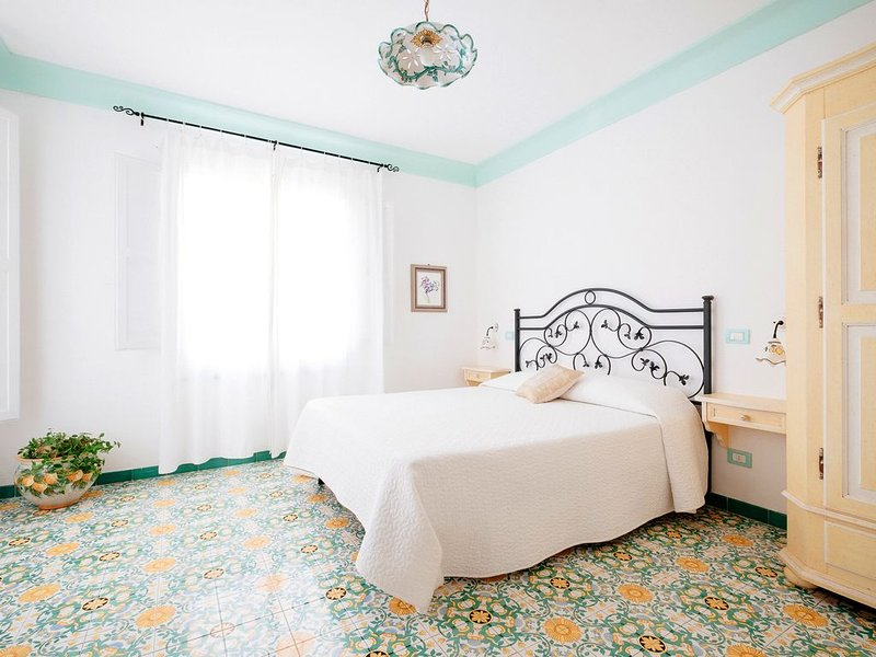 One of the spacious superior guest rooms.