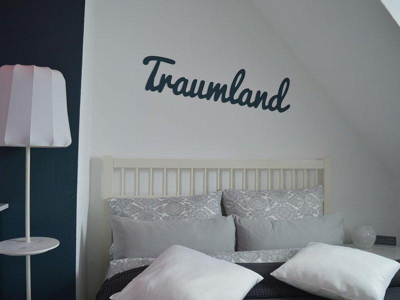 Ferienwohnung Traumland - zentrale  Lage in Landstuhl, alquiler de vacaciones en Wolfstein