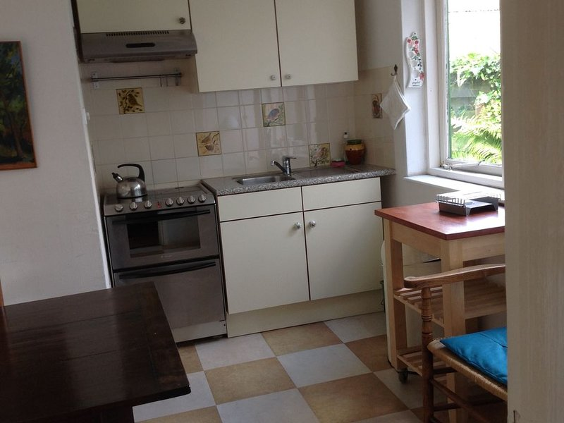Cosy little house at the seaside, holiday rental in Velsen