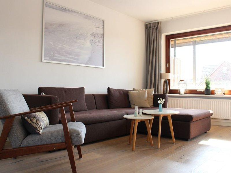 Modernes Appartement ideal für Familien, holiday rental in Sankt Peter-Ording