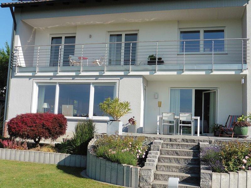 Helle, kuschelige Wohnung und familäre Gastlichkeit, location de vacances à Waldthurn