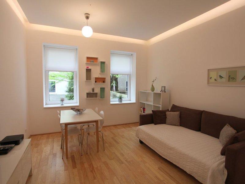 Moderne, ruhige Altbauwohnung, alquiler vacacional en Kritzendorf