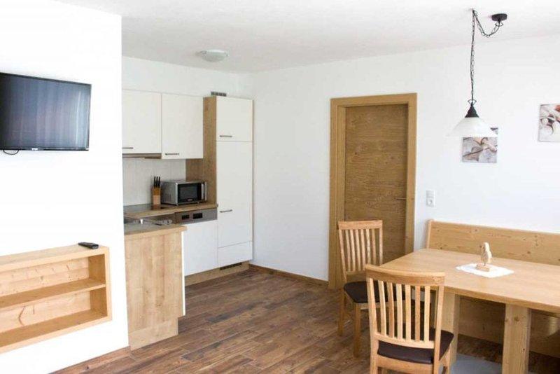 Apartment mit gemütlichem Ambiente, nahe dem Waldrand- Erholung pur, alquiler vacacional en Hippach