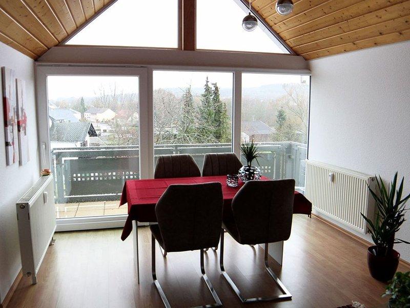 Ferienwohnung Noswendel Wohnung Nr.2, holiday rental in Weiskirchen