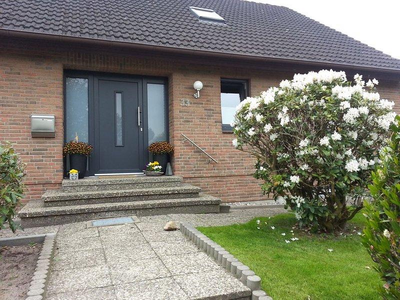 Ferienwohnung Haus Hansen, aluguéis de temporada em Hanerau-Hademarschen