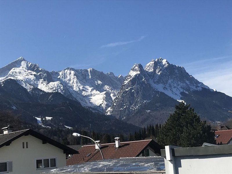 """Ferienhaus """"Butterfly"""" Wohnung Nr.4, holiday rental in Garmisch-Partenkirchen"""