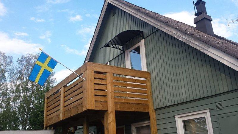 Schweden - Småland -Ferienwohnung bis 5 Personen, aluguéis de temporada em Monsteras