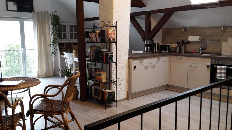 ENTSPANNEN-ERHOLEN-GENIESSEN in Bernkastel-Kues, holiday rental in Zeltingen-Rachtig