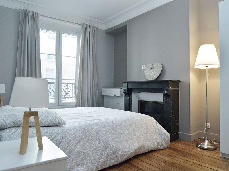 Votre cocon parisien!!, location de vacances à Clichy
