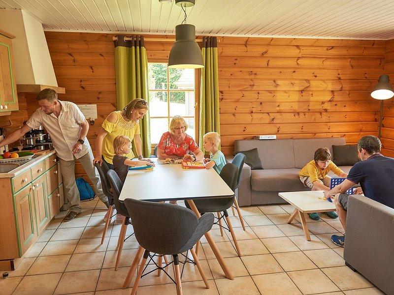 Cottage Family pour les vacances en famille ou entre amis, holiday rental in Jouet sur l'Aubois