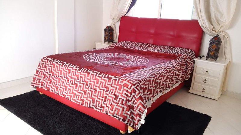 Appartement RABAT CENTRE1, holiday rental in Rabat