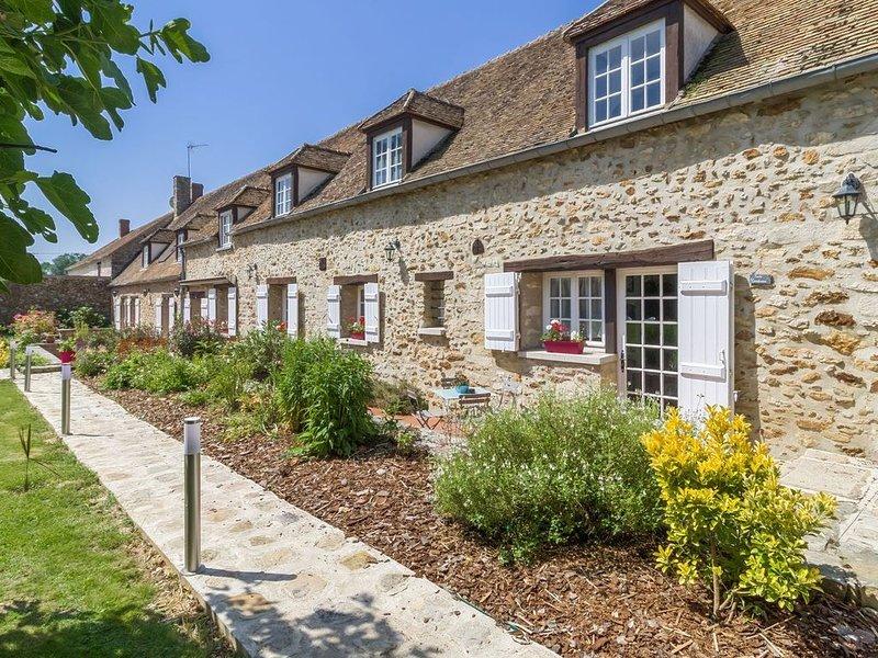 La Suite Cupidon  - Domaine des Trois Châteaux, location de vacances à Dammarie-les-Lys