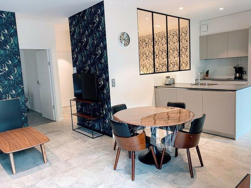 Villa Andrea T3 6 personnes 57m², location de vacances à Tresserve