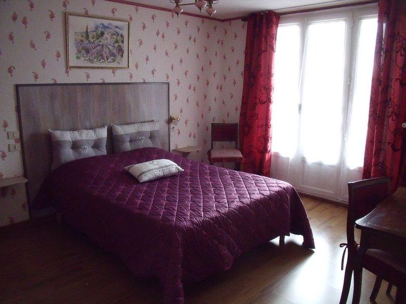 Maison de Vacances à la Campagne, location de vacances à La Roche-Morey